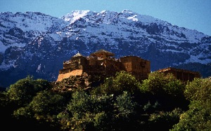 Kasbah du Toubkal Imlil Morocco 1